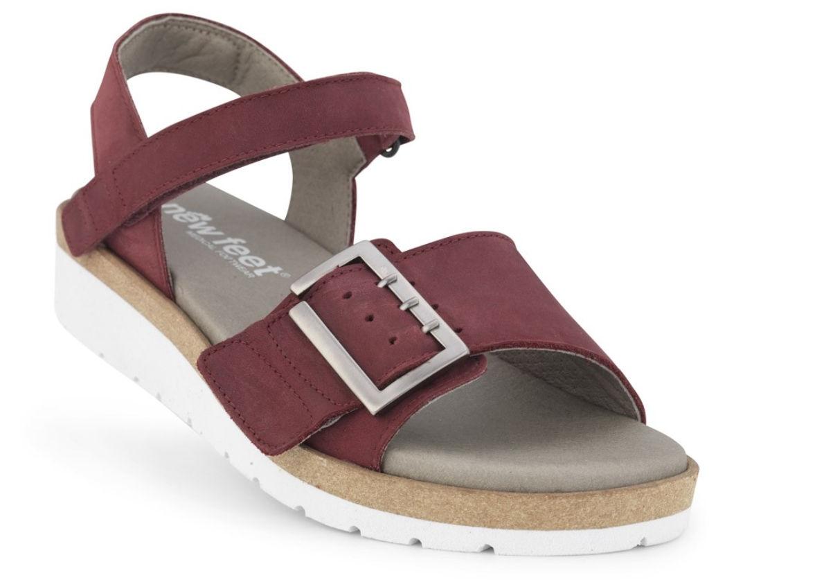 72a91a475b1a New Feet 05N151 damesandal