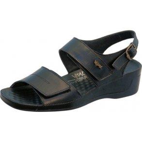 c9c9cc181339 Vital sandal med hælrem