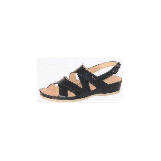 218a208e31d3 Vital sandal med udtagelig sål