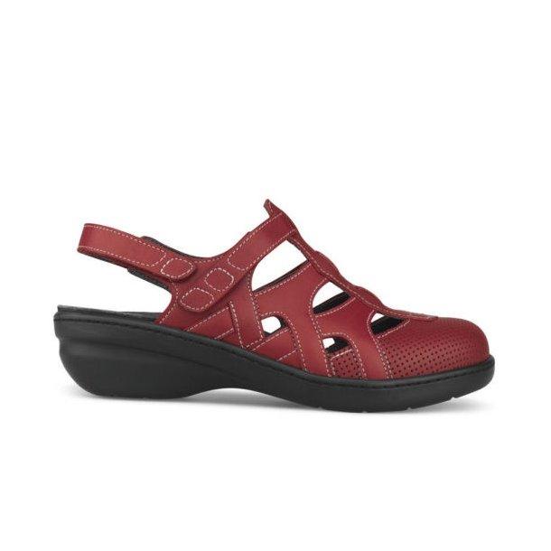 New Feet 05N151 Dame Sandal med lille hæl